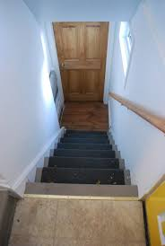 Staircase Runner Rugs How To Install Your Own Diy Stair Runner With Ikea Rugs The