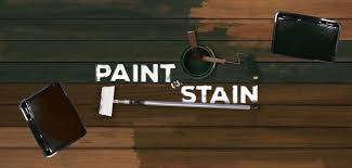 is it better to paint or stain your kitchen cabinets ultimate paint vs stain showdown deck style budget dumpster