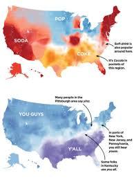 Pop Vs Soda Map Soda Vs Pop Map Business Insider The Science Is Settled Its Soda