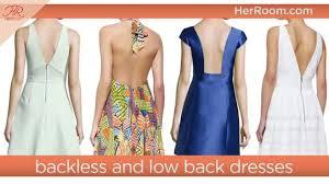 bras for strapless and backless dresses herroom youtube