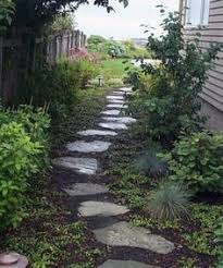 Blue Ridge Landscaping by Flagstone Walkways Paths Full Color Flagstone Walkway Installed