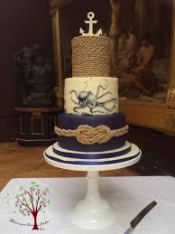 nautical themed wedding cakes nautical wedding cakes cakes ideas