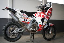 aprilia motocross bike rally bike development