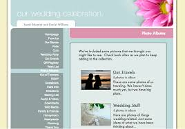 registry wedding website rsvp archives ewedding