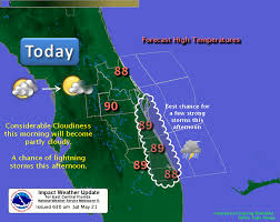 Port St Lucie Fl Map Weather Advisory Issued For St Lucie Martin Counties Radar