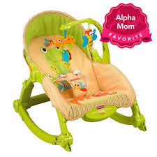 Infant Rocking Chair Best Baby Bouncers U0026 Rockers Alpha Mom