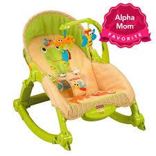 best baby bouncers u0026 rockers alpha mom