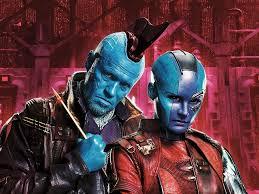 wallpaper galaxy marvel guardians of the galaxy vol 2 blue species movie wallpaper