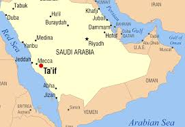 Mecca Map A New Airport In Taif Eturbonews Etn