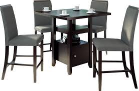 Tahoe 5 Piece Patio Dining Set - red barrel studio burgess 5 pieces counter height dining set