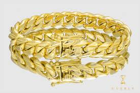 silver gold plated bracelet images 16mm sterling silver solid thick miami cuban link gold plated bracelet jpg