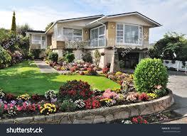 flower garden at home home design