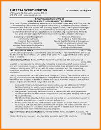 7 military to civilian resume examples g unitrecors