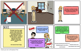 Light In The Attic Book Banned Books Storyboard By Whalechuu