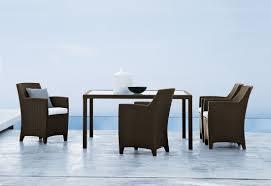 Dedon Patio Furniture by Barcelona Armchair By Dedon Stylepark