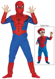 boys spider man costume halloween costumes