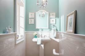 Teal Powder Room Pretty Powder Room We Love The Classic Elements Design Meet