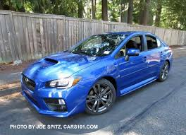 color for 2016 2016 subaru wrx and sti research spec page options photos prices