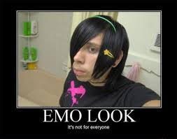 Emo Meme - funny emo meme it s not for everyone