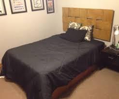 Instructables Platform Bed - layered platform bed 8 steps