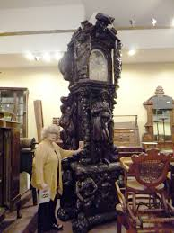 writing straight from the heart monumental grandfather clock