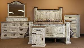 distressed white bedroom furniture dallas designer furniture white washed rustic bedroom set