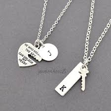 custom necklaces for couples best 25 necklaces ideas on boyfriend necklace