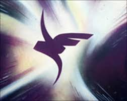 abstract image of a bird flying, borrowed from sunsite.utk.edu