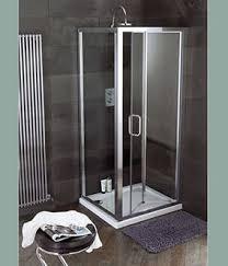 Infold Shower Door Bifold Infold Shower Doors Space Saving Showers Bathstore
