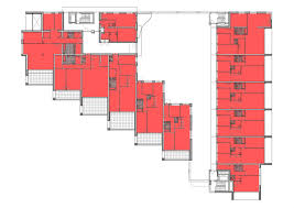 Supermarket Floor Plan by Center Plan With Jumbo Supermarket And Apartments De Lier Rs