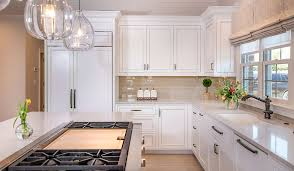 stove top kitchen cabinets 3 popular kitchen cabinet colors walker woodworking