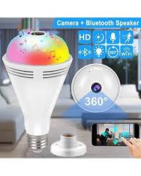 motion l wireless speaker amazing deal on light bulb wireless wifi ip hidden camera for home