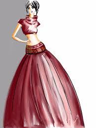fashion sketch on ipad pro with an apple pencil u2013 fashion