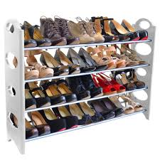 racks stackable shoe organizer shoe rack walmart shoes rack
