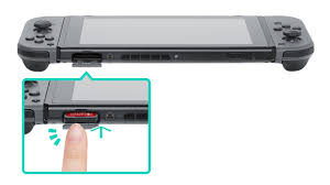 how to insert remove cards nintendo support