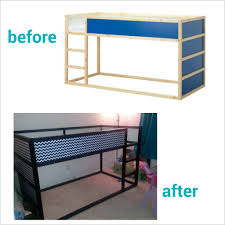 Ikea Kura Bunk Bed Ikea Kura Hack Triple Bunk Bed Mommo Design Amazing Photo