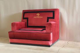 red velvet sofa milano javateakindo