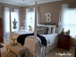 Painted White Bedroom Furniture by Our New White Bed And Our Master Bedroom 11 Magnolia Lane