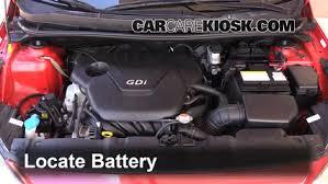 hyundai accent gls 2012 battery replacement 2012 2016 hyundai accent 2013 hyundai