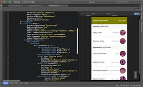 xamarin activity layout build a native android ui ios ui with xamarin forms xamarin
