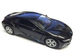 bmw supercar black kinsmart 1 36 display bmw i8 diecast car black pull back car