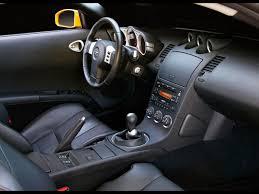 Nissan 350z Black - 2003 nissan 350z information and photos zombiedrive