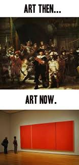 Modern Art Meme - modern art when did this become hotter than this know your meme