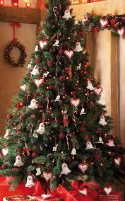 decoration christmas tree decorations etsy with heart decor