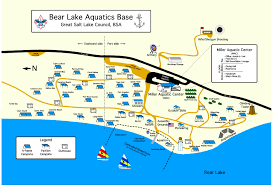 Beaver Lake Map What You Need To Know Bear Lake Aquatics Base Great Salt Lake