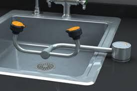 Faucet Mounted Eyewash Station Eyewashes G1895 Guardian Equipment