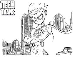 teen titans coloring pages printable 591999 coloring pages for