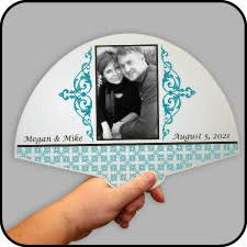 custom church fans personalized fans wedding fans church fans