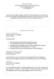 How To Include Volunteer Work On Resume Cv Template Collection 121 Free Templates In Microsoft Word Format