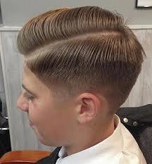 pompadour hair for kids hair style fashion